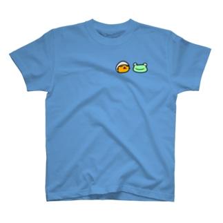つゆのまものとかえるくん T-shirts