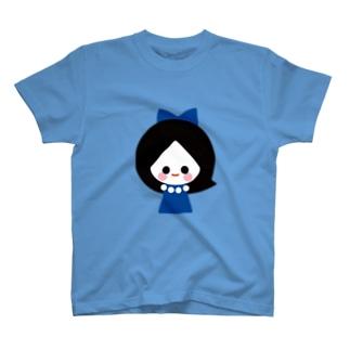 おんなのこ T-shirts
