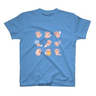 もちもちうーぱー T-shirts