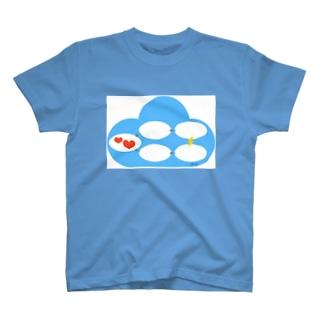 クラウド T-shirts