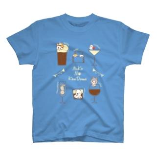 BAR NEKOKAN T-shirts