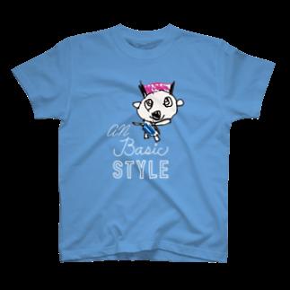 ANSTの006 T-shirts