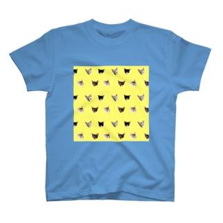 No.8 フルーツ4兄弟 ドット♪ T-shirts