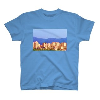 TOP OF THE CITY T-shirts