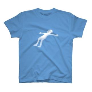 WellbeDesignLabのmizuburokun T-shirts
