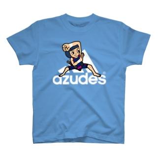 アズです!寄りバージョン T-shirts