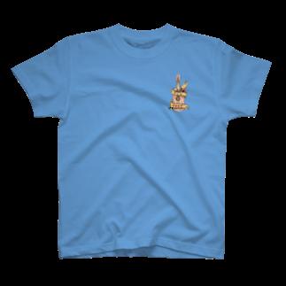 OLD_PORT       【オールドポート】のold-port×orangeribbon T-shirts