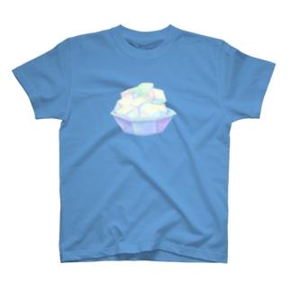 角砂糖に紛れ込んだナタデココ T-shirts