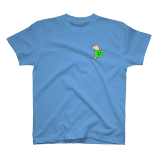ゼニガメのゼニ T-shirts