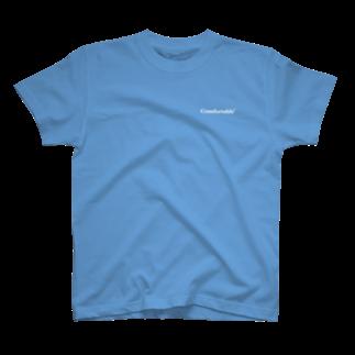 Comfortable®︎のComfortable T-shirts