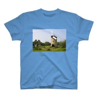 風景 T-shirts