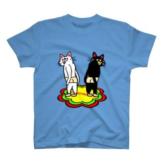 花ケツダシT T-shirts