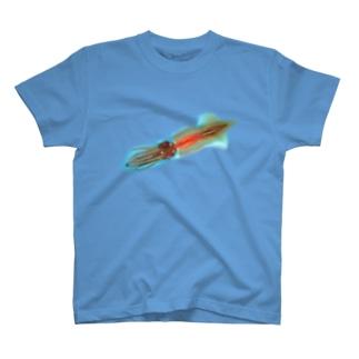 ホタルイカ T-shirts