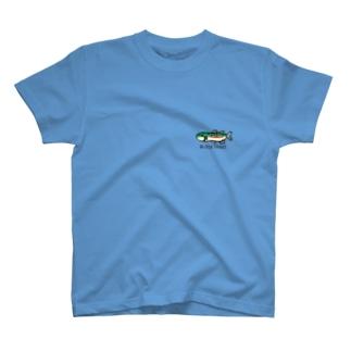 ブロックトラウト T-shirts