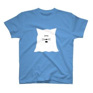 おばけのネコちゃん T-shirts