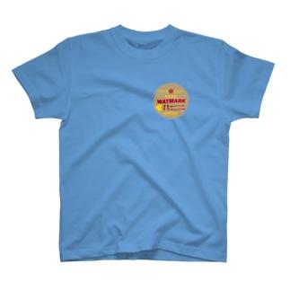 SEEK WAYMARK:ghabkluv TEE T-shirts