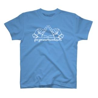 ピラミッドスロゴ入りグッズ T-shirts