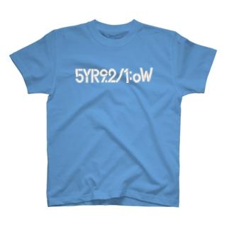 5YR9.2/1 T-shirts