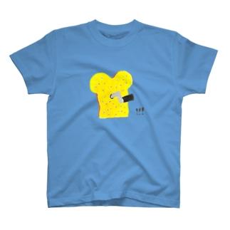 geleiertes TOAST T-shirts