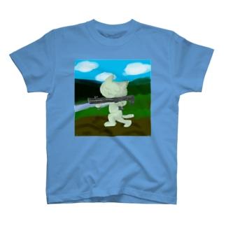 バズーカ(2018) T-shirts