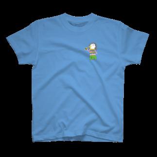 hingie design marketのアマビエさん T-shirts