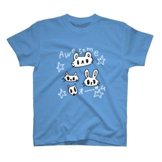 オーサム T-shirts