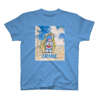 ガタビエ様 T-shirts