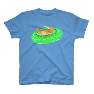キウイ!!! T-shirts