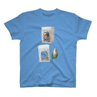 オトビエさま T-shirts