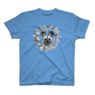 ハマのリカオン T-shirts