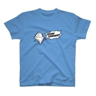 おさるトルネード T-shirts