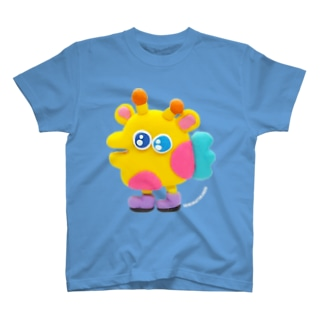あしのはえたキリン T-shirts