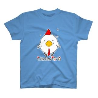 ちきんぎょ。 T-shirts