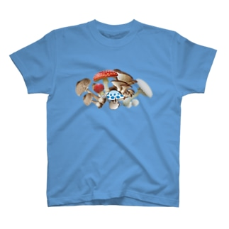 はまッシュ センターっシュ! T-shirts
