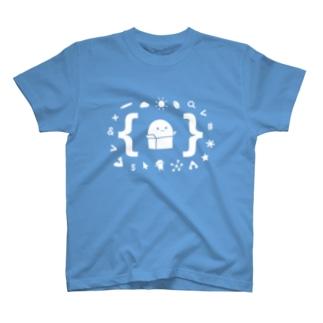 つまみシルエット T-shirts