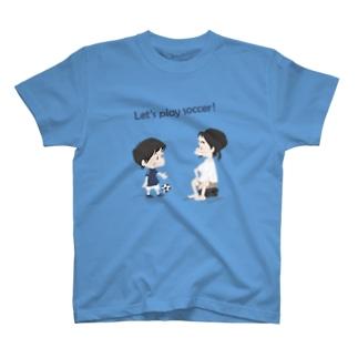 ぼくとお師匠 T-shirts