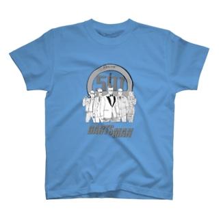 DARTS MAN T-shirts
