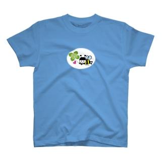 みつばちさーやの宅配便 T-shirts