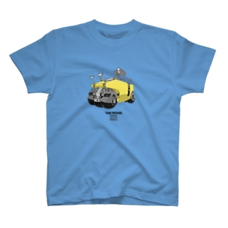 タイヤローラー T-shirts