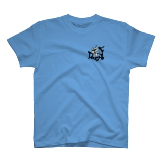 Daoji's FlagのDaoji's_F T-shirts