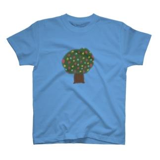 しわーせの樹 T-shirts