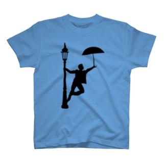 雨に唄えば☂️🎶 T-shirts