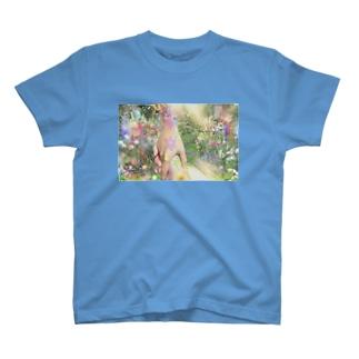 握手 T-shirts