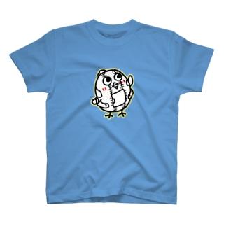 正義の味方 ヒヨコノオミセW T-shirts