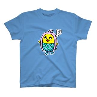 ひよこの祈り① T-shirts