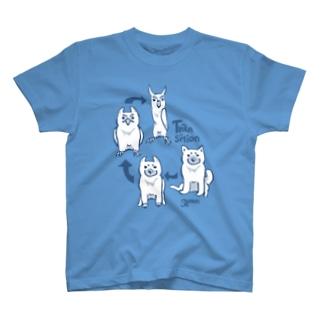 変遷(円) T-shirts