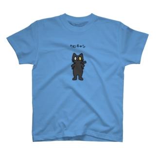 クロチャン T-shirts