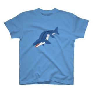 モササウルス T-shirts