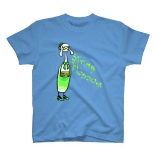ノンカクテル スプリング・ブロッサム T-shirts