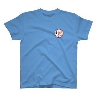 ファンキーロゴ小★Pretty Beagles T-shirts
